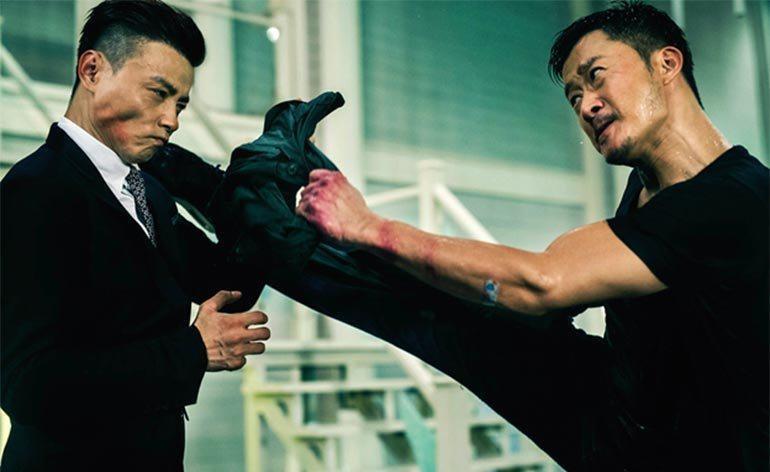 Điện ảnh Trung Quốc đã tô vẽ đẳng cấp võ thuật quốc gia này.
