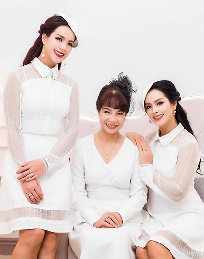 Sao Việt chia sẻ tình cảm gia đình trong 'Ngày của mẹ' - Ảnh 2