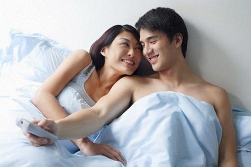 Nhờ có thuốc kích dục mà chồng hưng phấn hơn hẳn