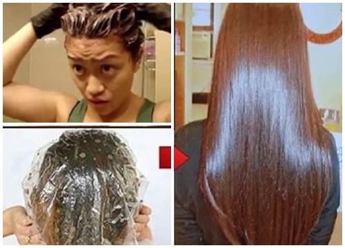 Biến tóc đen thành màu nâu vàng siêu đẹp y chang salon mà không lo hóa chất nhờ 3 công thức rẻ bèo từ 1 quả chanh - Ảnh 7