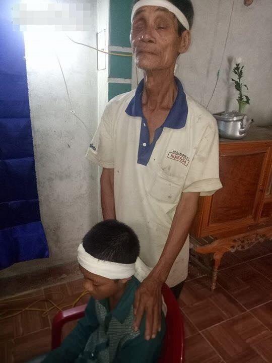Tận cùng thống khổ: Bố bỏ nhà đi, mẹ mất, anh qua đời, bé trai 13 tuổi bơ vơ sống bên ông bà ngoại mù lòa, nghèo khó - Ảnh 2