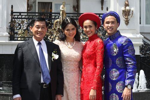 Bố chồng Hà Tăng chuyển toàn bộ tài sản cho vợ con: Chỉ riêng phần của Louis Nguyễn cũng đủ cho mẹ con 'Ngọc nữ'  xài cả đời - Ảnh 3