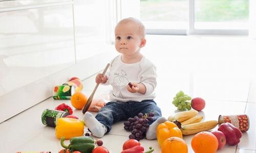 Bổ sung thực phẩm lành mạnh từ nhỏ tạo thói quen ăn uống tốt cho trẻ - Ảnh 2
