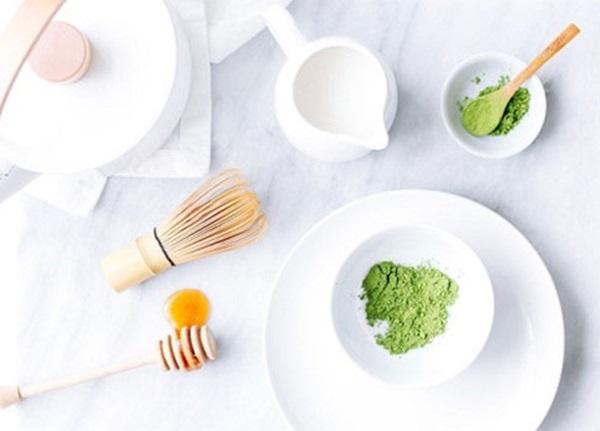 Bột trà xanh - 'Thần dược' giúp xóa mờ thâm nám, ngăn ngừa lão hóa, dưỡng trắng da hiệu quả - Ảnh 3