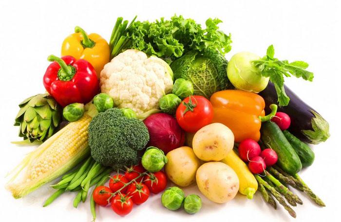 Người bị tiểu đường nên ăn nhiều rau củ, trái cây