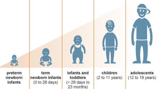 Các giai đoạn phát triển và nguyên tắc giúp tăng chiều cao ở trẻ - Ảnh 1