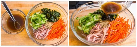 Làm miến trộn kiểu Nhật cho bữa trưa văn phòng no nê nhanh gọn - Ảnh 4