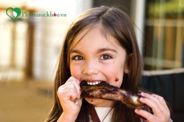 Ăn quá nhiều thịt có thể bị ung thư vú - Ảnh 1
