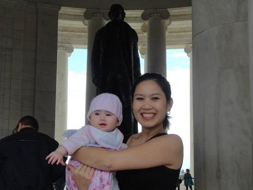 Xót thương cô gái gốc Việt bị 'chồng hờ' người Mỹ giết hại trong đêm Valentine - Ảnh 2