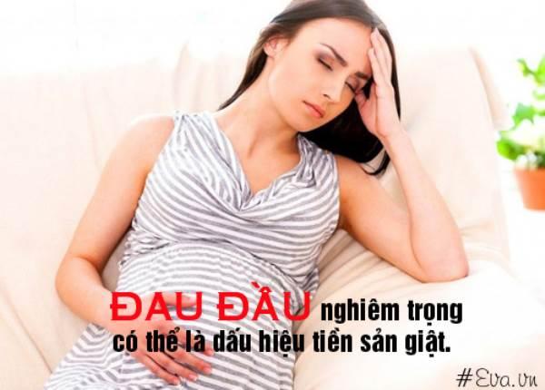 Những dấu hiệu bất thường mẹ bầu tuyệt đối không được làm ngơ - Ảnh 6