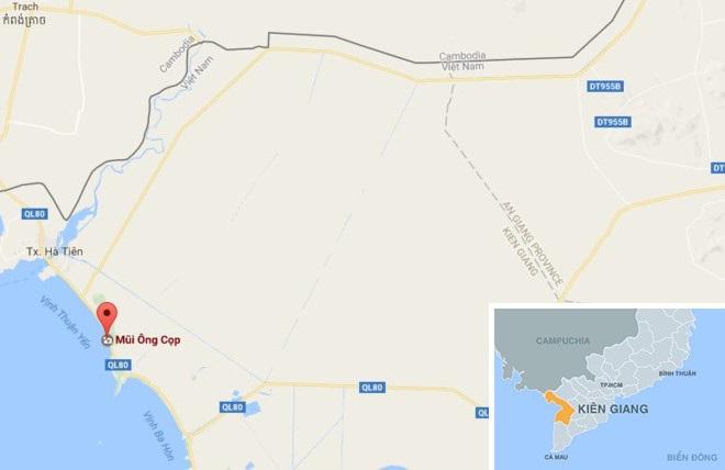 Cá chết dạt suốt 6 km bờ biển ở Kiên Giang - Ảnh 3