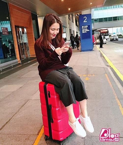 'Nấm lùn' Hòa Minzy đứng cạnh chân dài Angela Phương Trinh: Sốc với cách đối phó ăn gian chiều cao của tình cũ Công Phượng - Ảnh 6