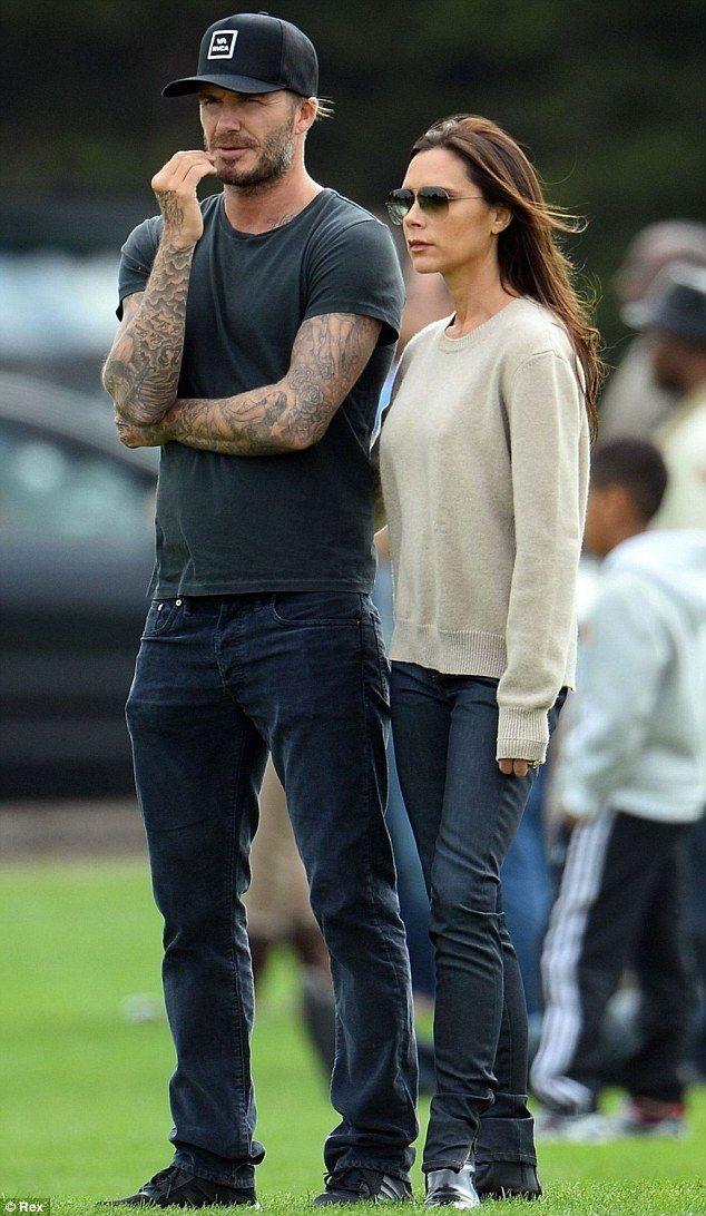 Bất ngờ với cách thể hiện tình yêu dành cho vợ của David Beckham - Ảnh 11