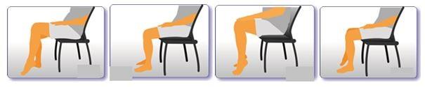 Hãy tập bài tập phòng ngừa giãn tĩnh mạch đơn giản tại nhà sau