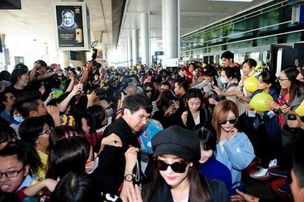Top sao ngoại đình đám từng đến Việt Nam khiến fan náo loạn - Ảnh 8