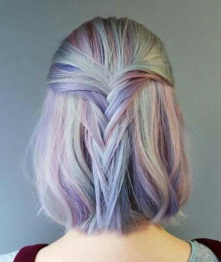 Cách tết tóc cho tóc ngắn