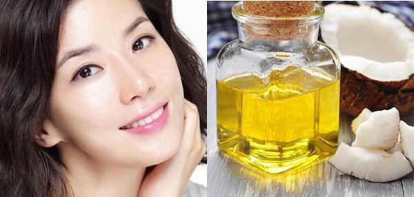 Da căng mịn, ngừa mụn, mờ thâm khi dưỡng da với dầu dừa