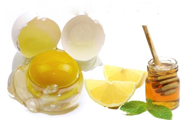 Bí quyết chăm sóc da mặt bằng trứng gà, mật ong, chanh cho làn da trắng sáng tự nhiên