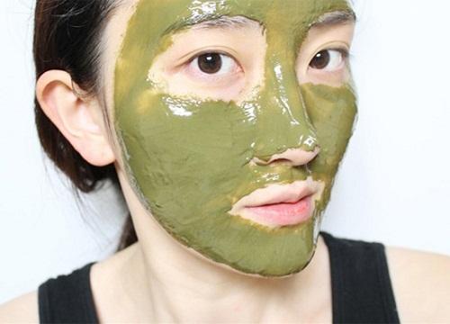Đắp mặt nạ nuôi dưỡng, chăm sóc da mặt bị nhờn hiệu quả