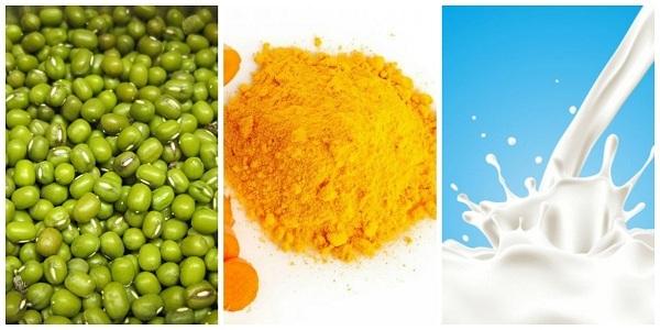 <a target='_blank' href='https://www.phunuvagiadinh.vn/cham-soc-da-mat.topic'>Chăm sóc da mặt</a> sau khi sinh bằng nghệ và bột đậu xanh lành tính, da đẹp rạng rỡ
