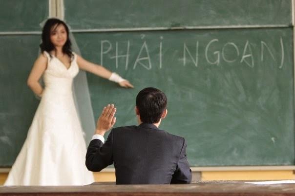 Học đàn bà khôn cách chọn chồng 'chuẩn không cần chỉnh' - Ảnh 3