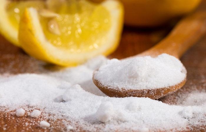 Chữa hôi miệng hiệu quả tại nhà bằng baking soda và nước cốt chanh