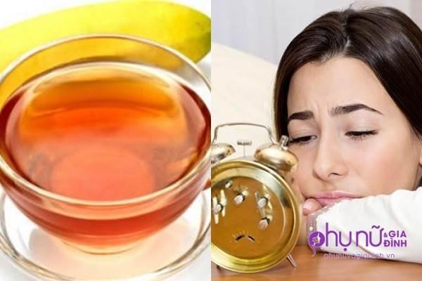Vứt thuốc ngủ đi, uống ly trà này chắc chắn bạn sẽ ngủ ngay sau 30 giây - Ảnh 1