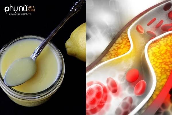 Uống thìa này trước khi ăn trưa, giảm mỡ máu và cao huyết áp cấp tốc không cần thuốc - Ảnh 1