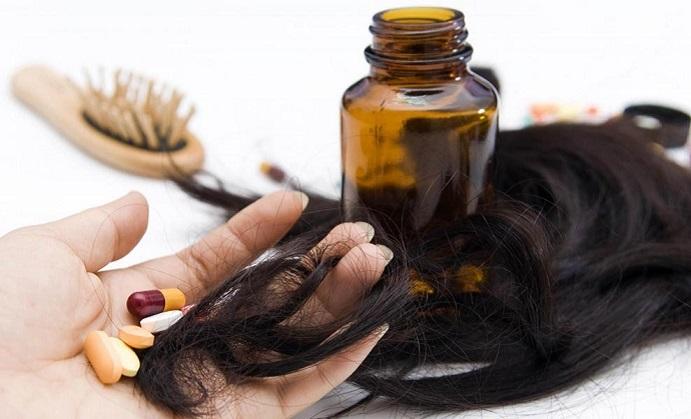 Có nhiều cách điều trị rụng tóc từng mảng