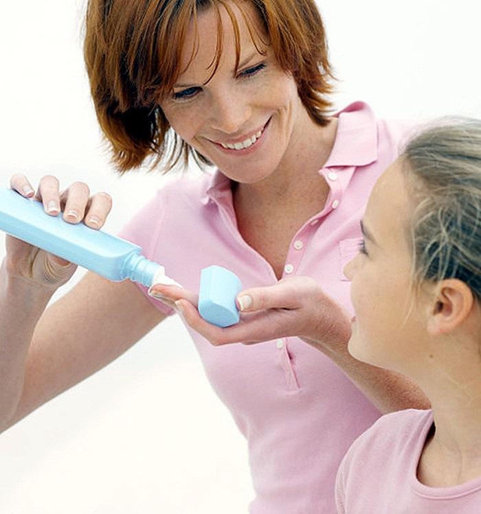Cần lựa chọn kem chống nắng phù hợp với từng loại da.