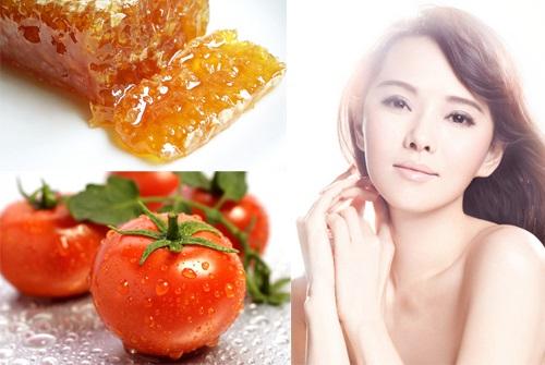 Cách dưỡng trắng da từ thiên nhiên với cà chua