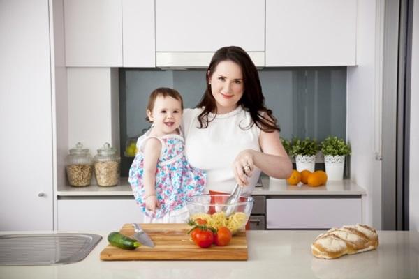 Ăn nhiều rau củ quả giúp giảm cân sau sinh con hiệu quả