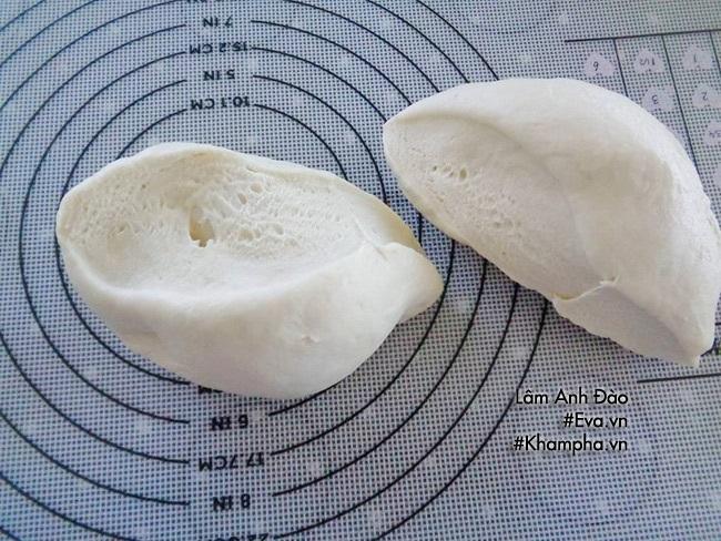 Cách làm bánh bao xúc xích hình thỏ cho bữa sáng - Ảnh 4