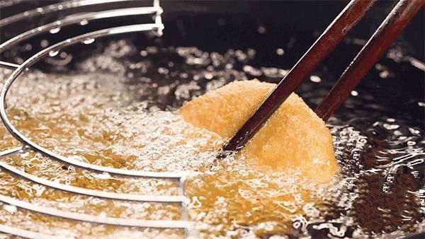 Cách làm bánh rán nhân thịt kiểu mới ăn một lần là mê - Ảnh 4