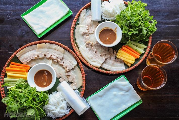 Cách làm bánh tráng cuốn thịt heo Đà Nẵng ngon đúng điệu, ăn là ghiền - Ảnh 1