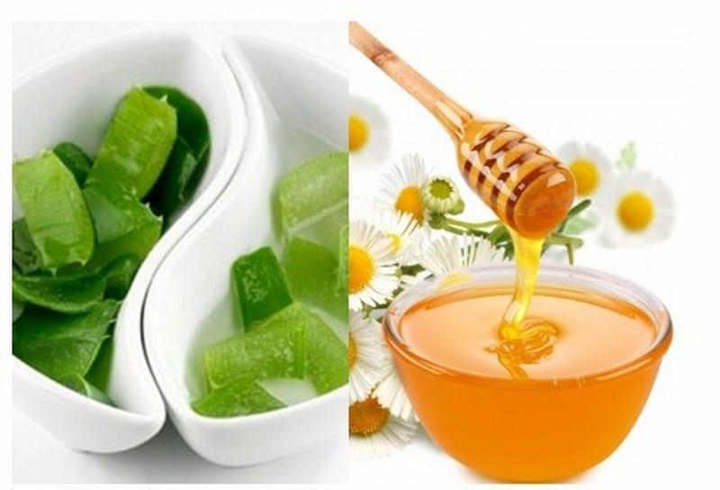 Nhan đam và mật ong - 2 nguyên liệu làm đẹp da hoàn hảo.