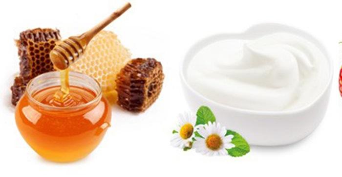 Cách làm đẹp bằng sữa chua và mật ong tăng độ đàn hồi cho da
