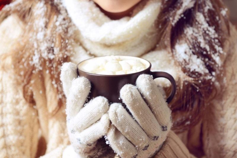 Găng tay giữ ấm và làm mềm tay đơn giản nhất mùa đông