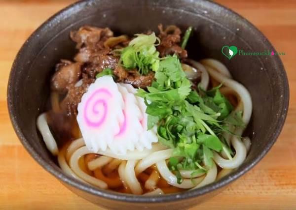 Cách làm mì Udon thơm ngon nức mũi đúng chuẩn hương vị Nhật - Ảnh 3