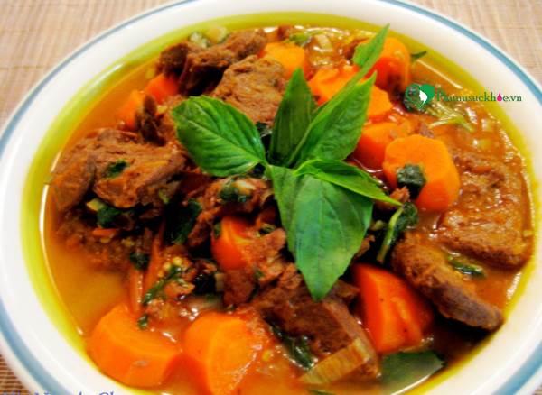Cách làm món bò kho thơm ngon đúng điệu mà đơn giản nhất - Ảnh 4