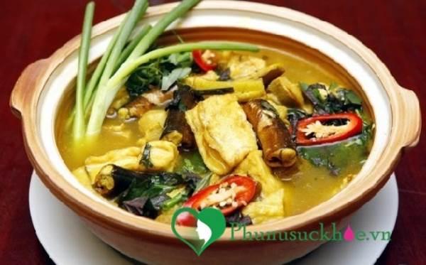 Cách làm món lươn om chuối đậm đà ngày mưa - Ảnh 2