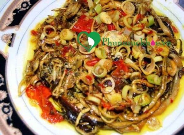 Cách làm món lươn xào sả ớt đậm đà, lạ miệng - Ảnh 3