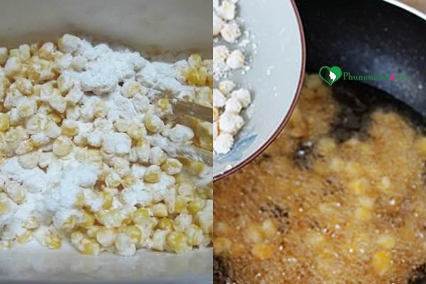 Hướng dẫn cách làm món ngô chiên ngon giòn thơm lừng - Ảnh 2