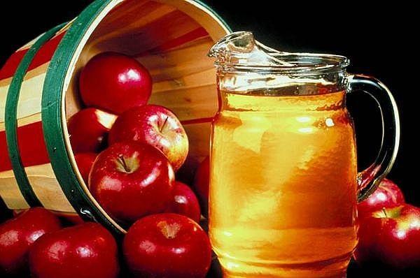 Giấm táo - Cách làm phục hồi tóc hư tổn không thể bỏ qua.