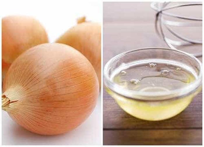 Cách làm tăng vòng 1 trong 1 tuần từ hành tây và lòng trắng trứng.
