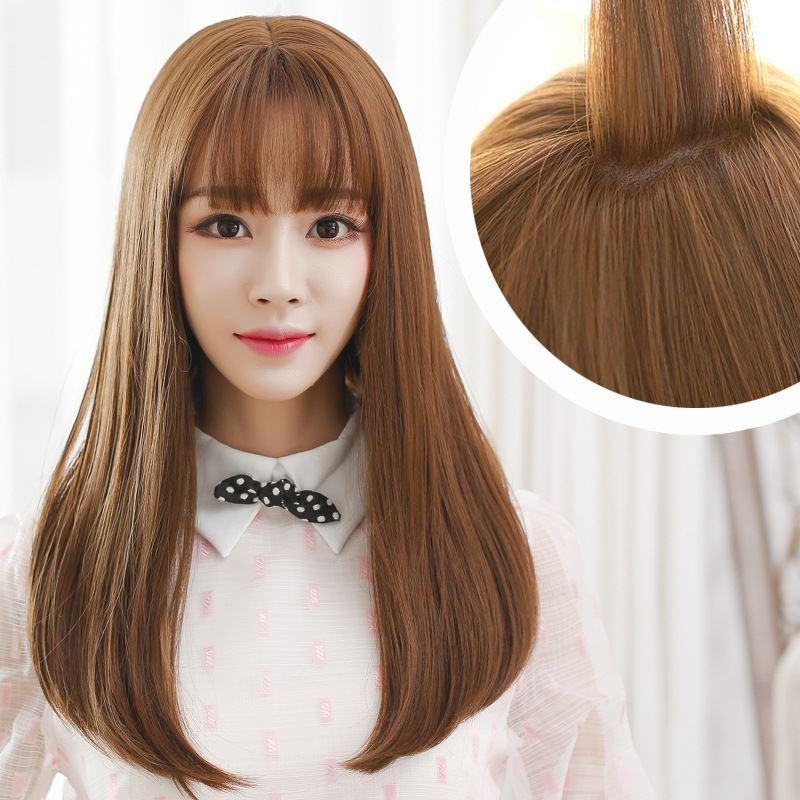 Làm tóc mái dài nhanh