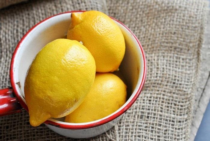 Làm trắng da bằng vitamin E và chanh