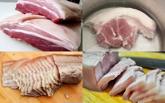 Khi muốn có được món thịt lợn thơm ngon ai ăn cũng mê mẩn hãy làm theo cách này - Ảnh 1