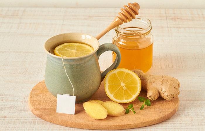 Cách tẩy ria mép bằng phương pháp tự nhiên với chanh và mật ong
