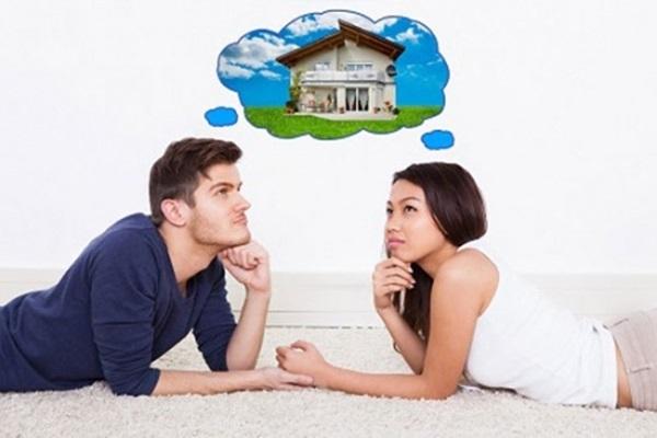 5 bước giúp vợ chồng trẻ tiết kiệm mua nhà dễ dàng - Ảnh 1